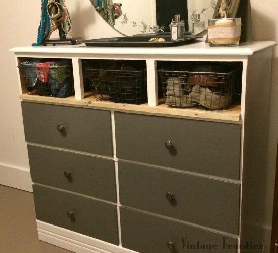 This pieces was so much fun to refinish...and it was totally free!