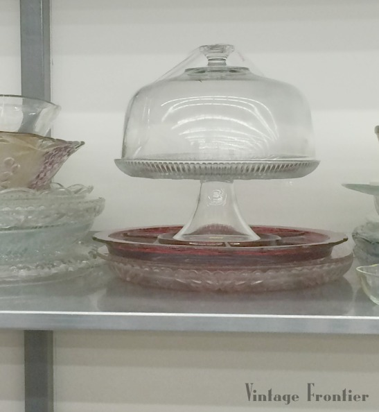 Why spend a fortune on a glass cake stand at the department stores when you can find a beautiful one at your local thrift shop. Here are some tips for making the most of your thrift store trips.