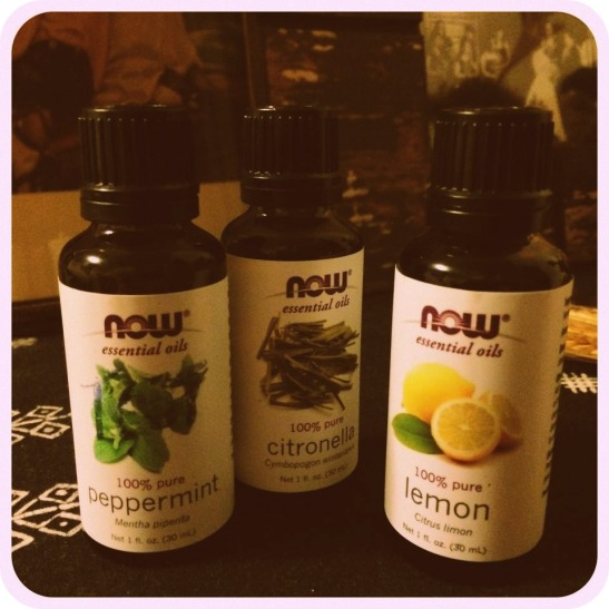 Get to know the girl behind Vintage Frontier...she loves her essential oils.
