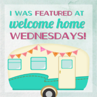 Welcome Home Wednesday Feature.