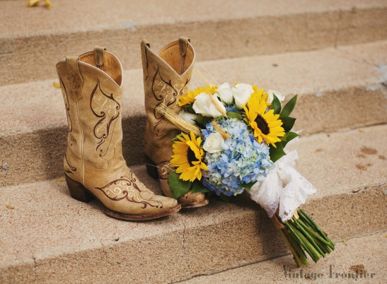 The boots I wore for my wedding were probably my biggest boot splurge ever.